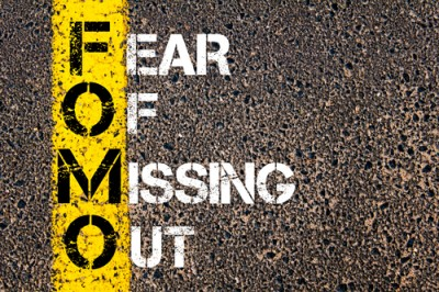 What is FOMO and Why Should I Care? by Ada Hasloecher
