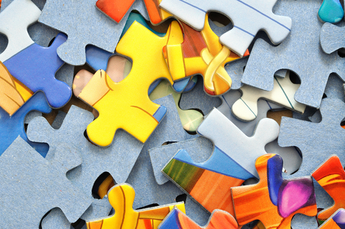 How is Mediation Like a Jigsaw Puzzle or Launching a Ship? by Ada Hasloecher